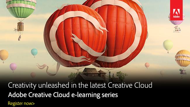 Adobe Creative Cloud Webinar Series